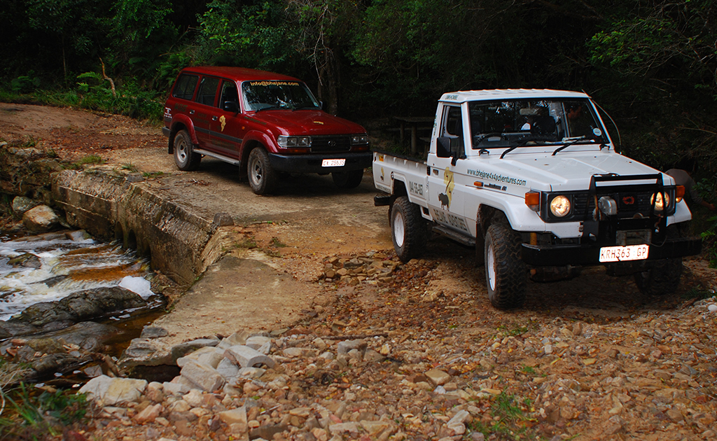 bhejane 4x4 adventure self drive guided tours tours south africa garden route knysna 3